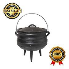 Cast Iron Outdoor Fireplace by Cast Iron Cauldron Ebay