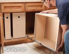 How Build Kitchen Cabinets Build Your Own Pull Out Spice Racks The Homestead Survival For