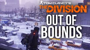 Map Central Park The Division Exploring Unreleased Out Of Bounds Areas Of The Map