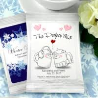 hot cocoa favors hot chocolate favors personalized hot cocoa favor wedding