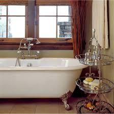 bathroom apothecary jar ideas awesome pictures of bathrooms with clawfoot tubs neutral colors