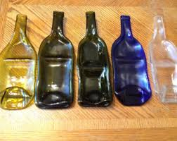 wine bottle platter wine bottle tray etsy