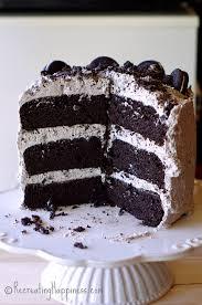 oreo cream filling cake recipe good cake recipes