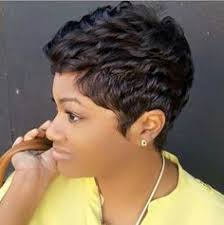 hairstyles by the river salon like the river salon in atlanta shared a pixie hairstyle hair