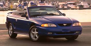 98 ford mustang gt 1998 mustang information specifications