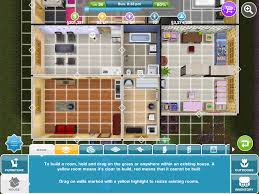 sims freeplay house layouts amazing large size glamorous house