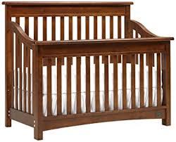Bonavita Convertible Crib Bonavita Peyton Lifestyle Crib Chestnut Baby