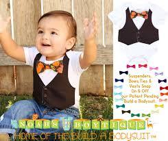 thanksgiving tie baby boy thanksgiving vest bow tie turkey pumpkins