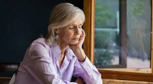 lonely senior women feeling lonely in later