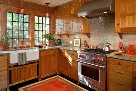 cabinets for craftsman style kitchen 75 beautiful craftsman kitchen pictures ideas april