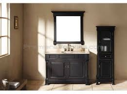 Black Painted Bathroom Cabinets Bathroom 24 Inch White Small Bathroom Vanity Set By Virtu Usa