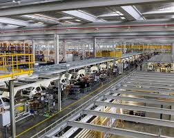 bmw factory assembly line first brazilian bmw rolls off the assembly line a 328i activeflex