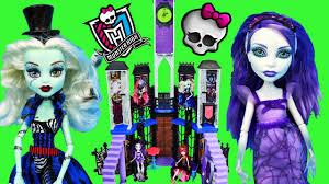 huge monster dollhouse deadluxe boo york u0026 freak