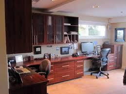 enthralling two person desk home office with l shape office desk