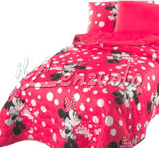 Copriletti Singoli Ikea by Piumone Minnie Amazing Trapunta Minnie E Paperina Disney