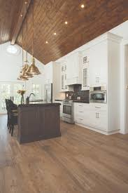 kitchen cabinets cherry finish black is the new white in kitchen cabinets this color looks great