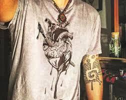 Human Anatomy T Shirts Anatomical T Shirt Etsy