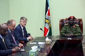 Radio Miraya Juba News Engagement Of Regional Countries U201cgood Thing U201d For South Sudan