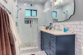 cottage bathroom designs altadena cottage complete remodel spazio la