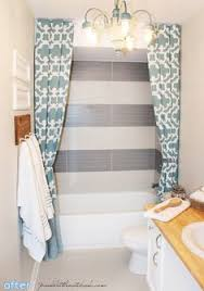 small bathroom shower curtain ideas your bathroom look larger with shower curtain ideas curtain
