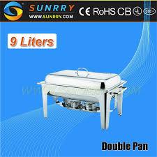 steel buffet set buffet plate holder buffet trolley sy bu105b