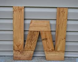 wooden wall letters for nursery decorative letters large wood