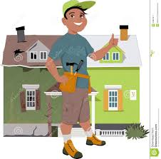 renovate a house stock vector image 43833971