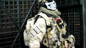 skeleton ghost mask seal team 10 afghanistan skull mask youtube