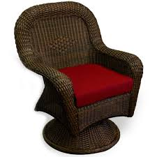 swivel wicker patio chair modern chairs quality interior 2017