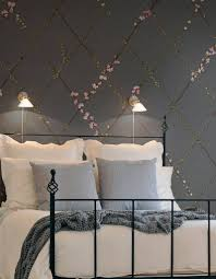 25 superbes papiers peints pour la chambre décoration