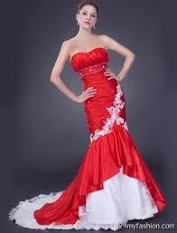 red bridal dresses 2017 2018 b2b fashion
