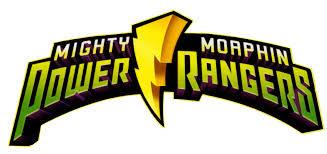 geeky mighty morphin power rangers
