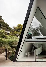 tent house on waiheke island by chris tate architecture newzeland