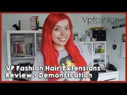 vpfashion hair extensions review vp fashion hair extensions review demonstration