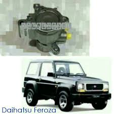 daihatsu feroza modifikasi jual pompa power steering daihatsu feroza original lampumobil