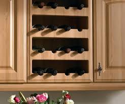 kitchen cabinets inserts kitchen cabinet wine rack insert ghanko com