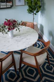 Marble Dining Room Table Best 25 Faux Marble Dining Table Ideas On Pinterest Refurbished