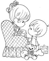 precious moments coloring pages mothers free animals nativity
