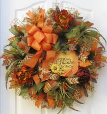 thanksgiving reefs i really like this wreaths fall mesh wreaths