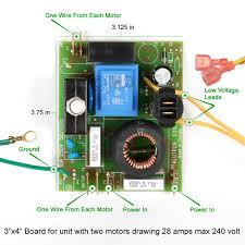 md qanda for 117123 lamb vacuum motor 220 240 volt
