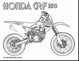terrific yamaha dirt bike coloring pages with motorcycle coloring
