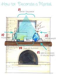 How To Decorate A Traditional Home Best 25 Decorate A Mirror Ideas On Pinterest Fireplace Mantel