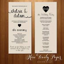 Diy Wedding Programs Templates Pin By Best Bride Wedding Planner On Wedding Day Newspaper