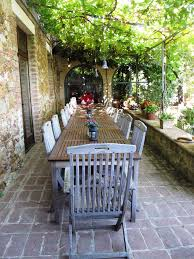 Tuscany Outdoor Furniture by Debra Prinzing Post Scenes From A Villa In Tuscany