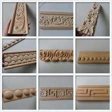 Carved Decorative Wood Moulding Trim Buy Wood Moulding