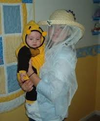 Bumble Bee Baby Halloween Costumes Diy Queen Bee Costume Queen Bees Bees Halloween Dress