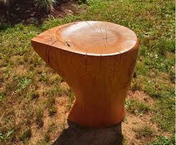 Best  Tree Stump Furniture Ideas On Pinterest Tree Stumps - Tree furniture