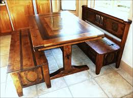Kitchen  Fetching Dining Room Furniture Bench Seating Design - Bench style kitchen table