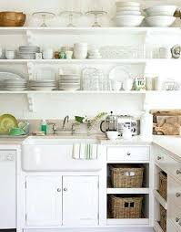 kitchen open shelves ideas kitchen open shelving babca club