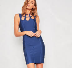bandage dresses bodycon cut out plunge u0026 more missy empire